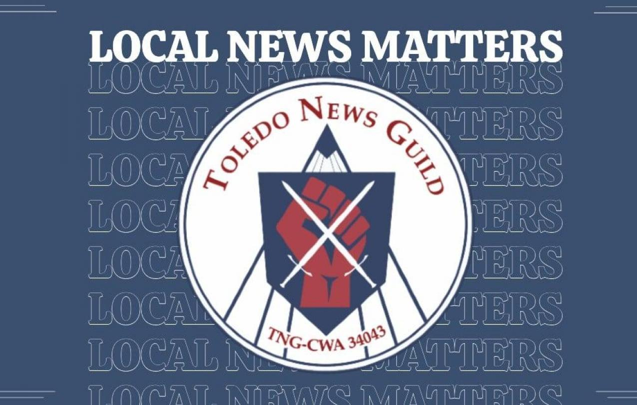 Local news matters